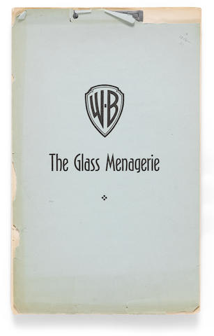A cutting script for The Glass Menagerie