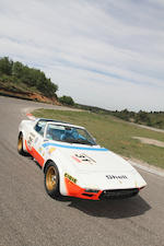 The ex-North American Racing Team, Le Mans/Otto Zipper Daytona 24-Hours,1972/75 Ferrari 365 GTB/4 Daytona Competizione Spyder  Chassis no. 15965 Engine no. 15685 (see text)