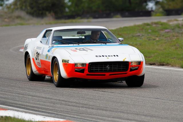 The Ex-NART and Geneva Motor Show,1972/75 Ferrari 365 GTB/4 Daytona Competizione Spyder  Chassis no. 15965