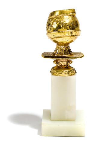 A Barbara Stanwyck Golden Globe award