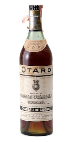 Otard Dupuy & Co. 20yo V.S.O.P. Cognac  (1)<BR />Otard Cognac  (1)<BR />Martell Cognac  (5)