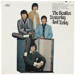 A Beatles unpeeled and sealed Yesterday and Today second state mono LP