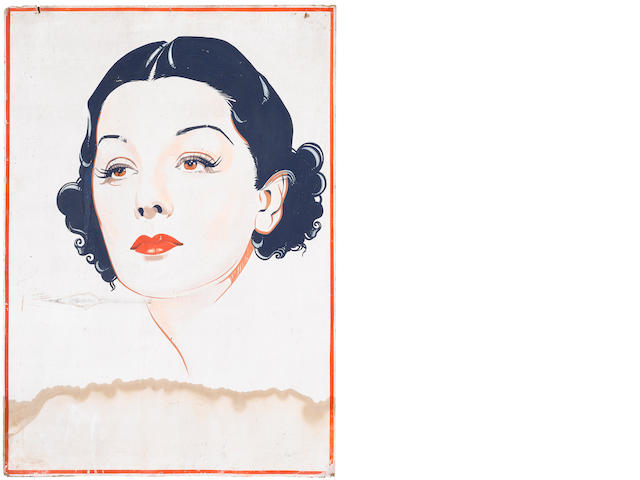 Rosalind Russell personality portrait