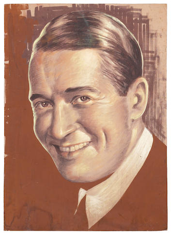 2 Maurice Chevalier personality portraits