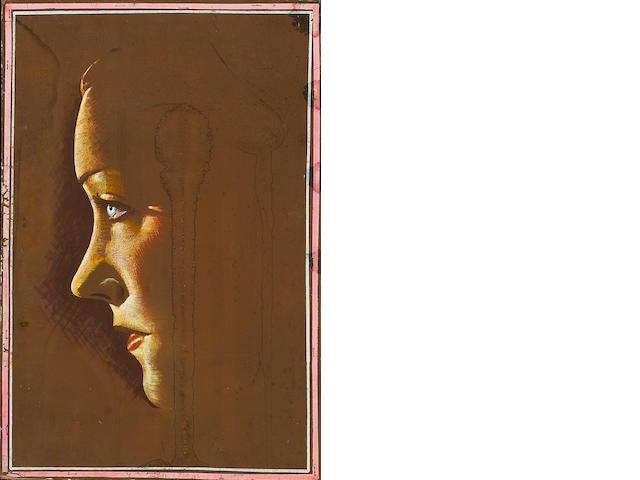 A Gloria Swanson portrait