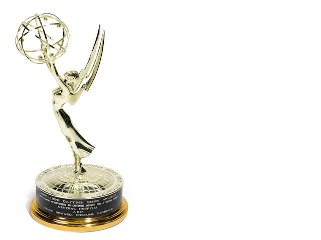 A Daytime Emmy award