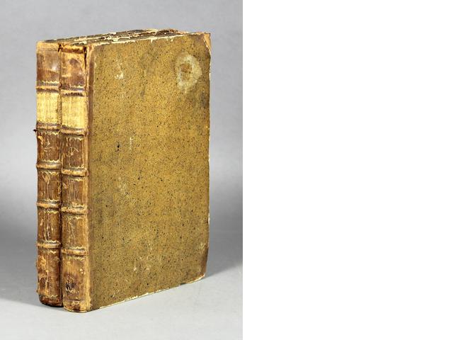 BROUERIUS VAN NIERDEK, MATTHAEUS, [& ABRAHAM RADEMAKER. 1677-1735]. Kabinet van Nederlandsche Outheden en Gezichten. Amsterdam: Willem Barents, 1725.