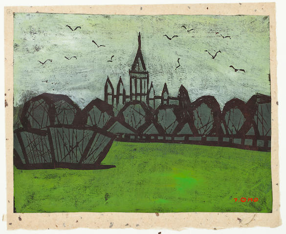 Tadashige Ono- two prints