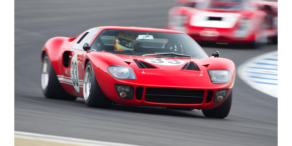 1966 Ford GT40  Chassis no. P1033