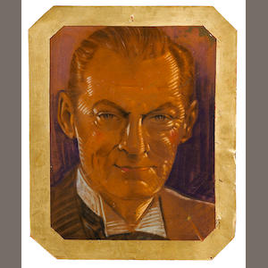 A Lionel Barrymore portrait