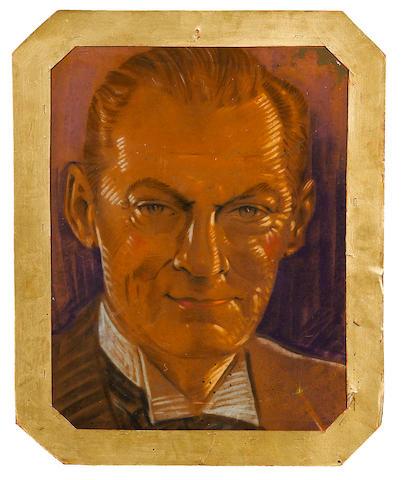 A Lionel Barrymore portrait