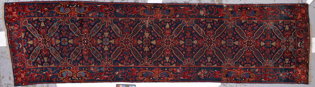 A Karabagh runner Caucasus 3ft. 10in. x 14ft. 8in.