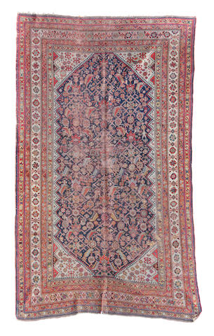 A Qash Qa'i runner size approximately 10ft. x  6ft.