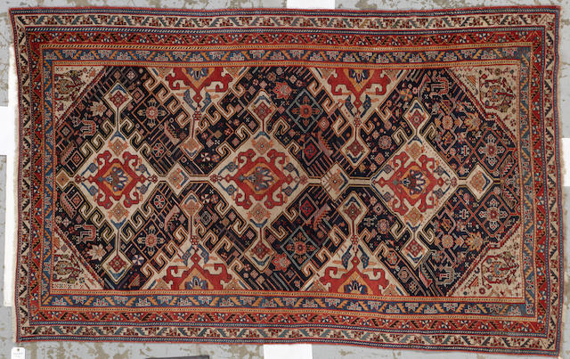 A S.W. Persian rug South Central Persia size approximately 5ft. x 8ft.