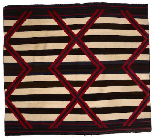 A Navajo chief's design rug