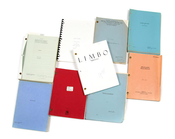 A group of scripts, literary titles