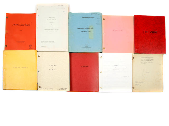 A group of drama and adventure scripts