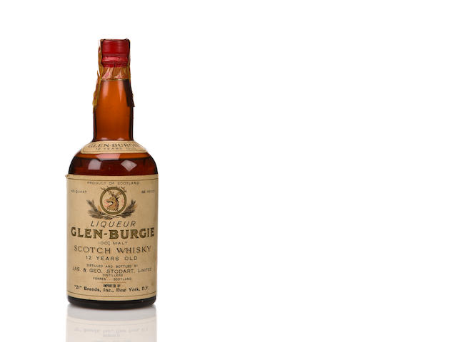 Glen Burgie-12 year old