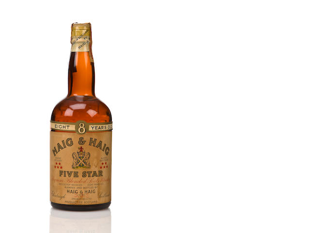 Haig & Haig Five Star-8 year old