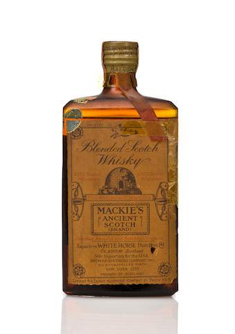 Mackie's Ancient Scotch
