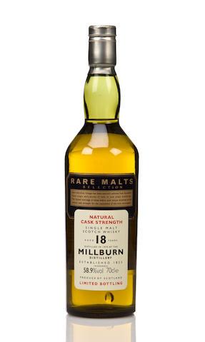 Millburn- 18 years old