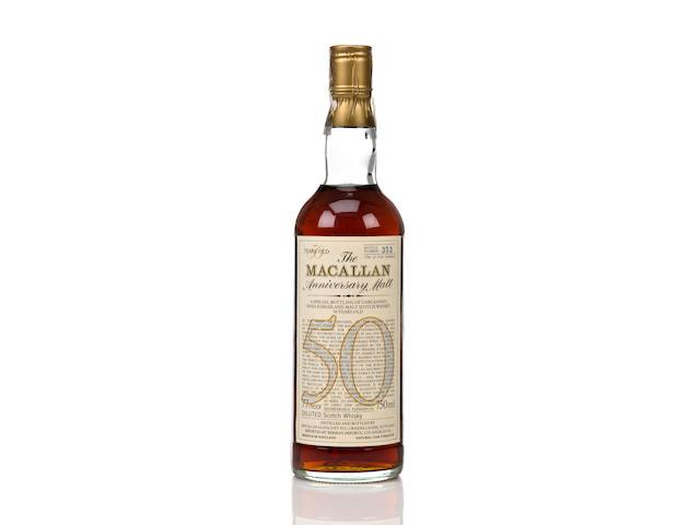 Macallan Anniversary- 50 years old (1)