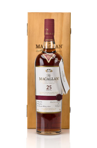 Macallan- 25 Years old