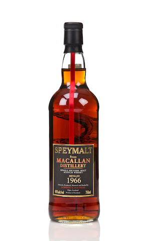 Macallan 1966  Macallan- 18 years old