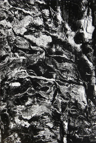 Brett Weston (American, 1911-1993); Selected Abstract Images; (3)