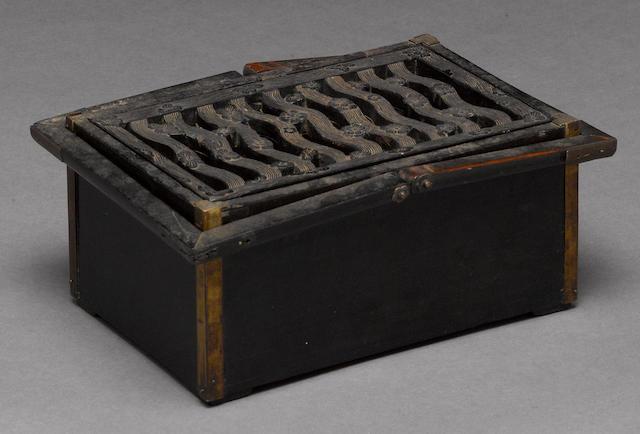 A Japanese portable handwarmer
