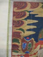 A polychrome painted taenghwa Late Joseon dynasty, 19th century