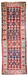 A Southwest Persian runner Southwest Persia approximately   3ft. 6in. x 12ft.