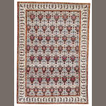 A Fereghan rug Central Persia size approximately 4ft. 1in. x 5ft. 10in.