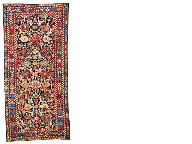 A Kuba rug Caucasus size approximately 4ft. 6in. x 9ft. 9in.