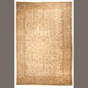 A Sultanabad carpet  Central Persia size approximately 12ft. 3in. x 18ft. 3in.