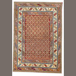 A ChiChi rug  Caucasus size approximately 4ft. 2in. x 6ft. 1in.