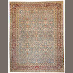 A Kerman carpet  South Central Persia size approximately 10ft. 8in. x 14ft.