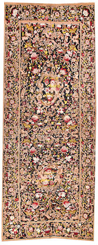 A Karadja long carpet  Northwest Persia size approximately 7ft. 6in. x 19ft.