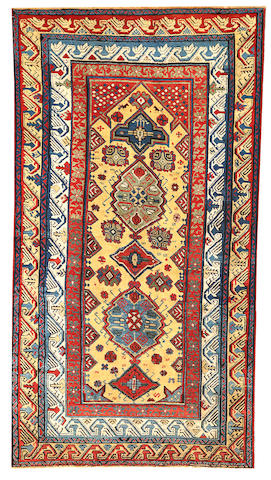 A Kuba rug  Caucasus size approximately 3ft. 5in. x 6ft. 8in.