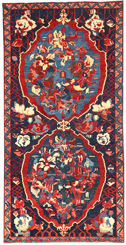 Zeychor rug  Caucasus size approximately 2ft. 9in. x 5ft. 6in.