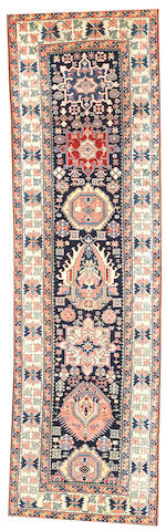 A Kuba runner  Caucasus size approximately 3ft. x 10ft. 3in.