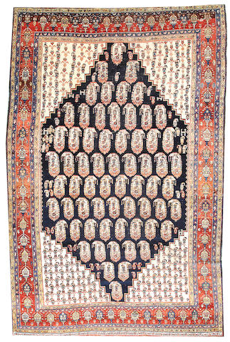 A Lori carpet  Southwest Persia size approximately 9ft. 6in. x 14ft. 6in.