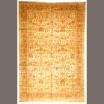 A Sivas carpet  Turkey size approximately 6ft. x 8ft. 10in.