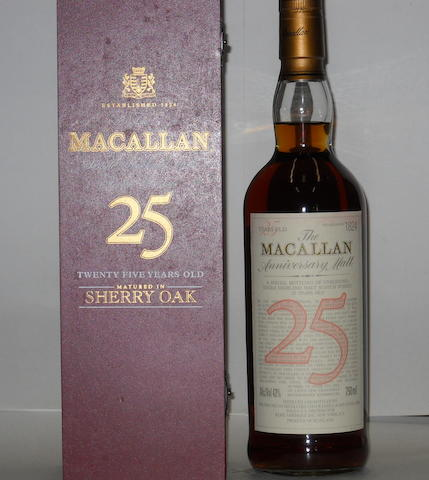 The Macallan-25 year old
