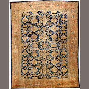 A Sultanabad carpet  Central Persia size approximately 12ft. 6in. x 16ft.