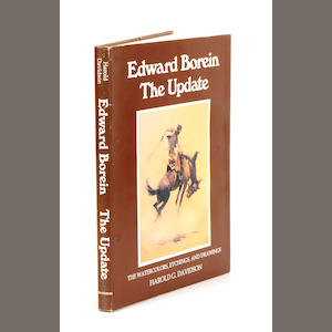 Edward Borein, The Update by Harold Davidson (book)