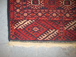 A Turkoman rug size approximately 5ft. x  3ft.