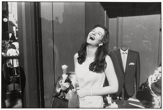 Garry Winogrand (1928-1984); New York City, from Women are Beautiful;