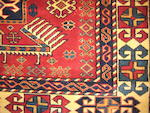 A Turkish rug size approximately 5ft. 5in. x 8ft. 5in.