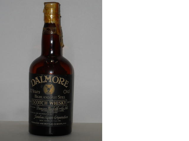 Dalmore-20 year old